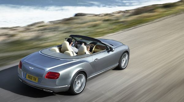 New Bentley Continental GTC (5)