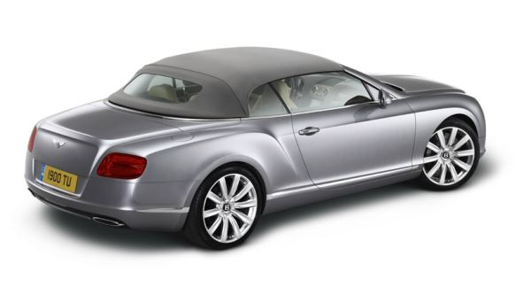 New Bentley Continental GTC (2)