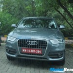 Audi Q3 Spied in Mumbai: Slated for an early launch?