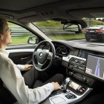 After Google, BMW begins testing its autonomous system