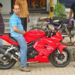 User Review: Melroy Alphonso's Hyosung GT650R