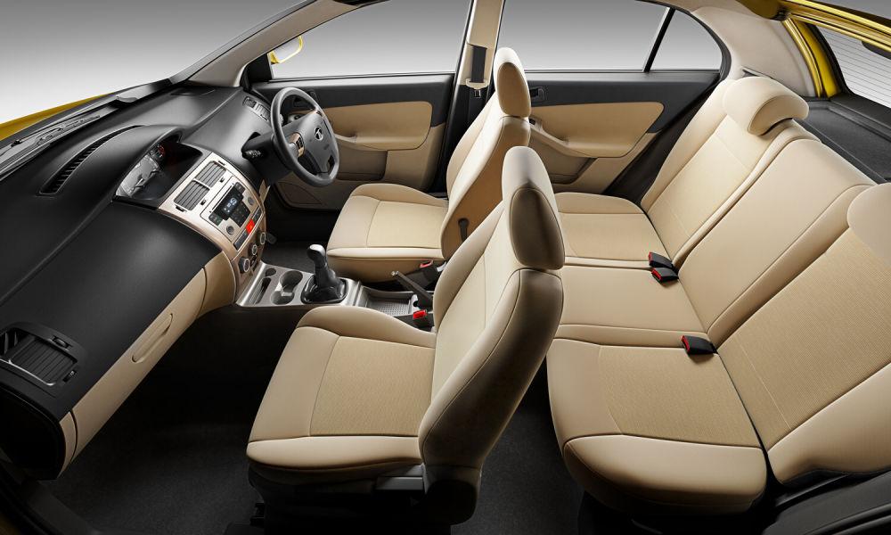 New Tata Indica Vista facelift