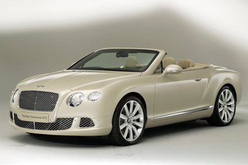 New Bentley Continental GTC (10)