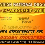 FMSCI Indian National Drag Racing Championship 2011 details