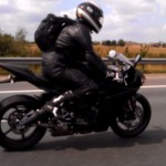 Video: Triumph Daytona 675 spied again