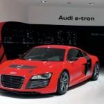 Audi reveals R8 e-Tron prototype!