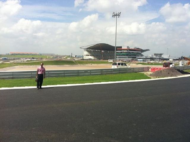 Buddh International Circuit, F1 India track (8)