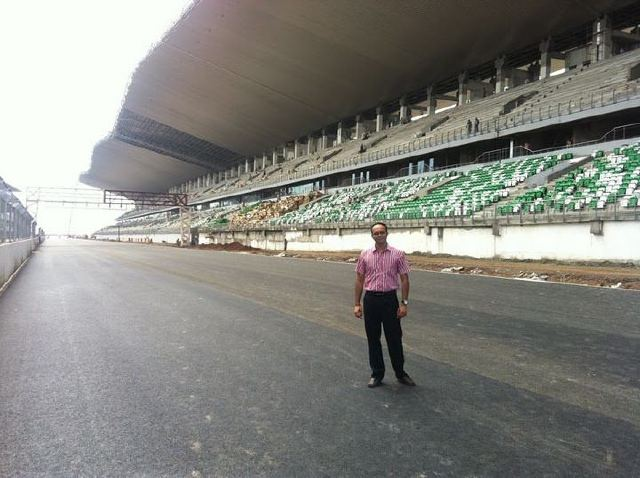 Buddh International Circuit, F1 India track (14)