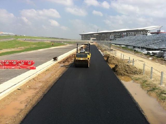 Buddh International Circuit, F1 India track (10)