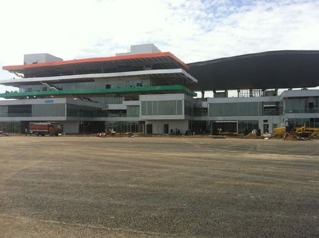 Buddh International Circuit, F1 India track (9)