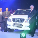 Mahindra Genio pick-up goes global