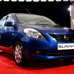 Nissan Sunny Diesel will be launched by January, 2012!
