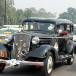 Vintage car rally to take place on 22nd October in Mumbai before the Formula 1 Indian GP