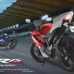 Yamaha R15 Version 2: First official image!