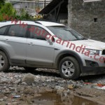 Spy Pics: 2012 Chevrolet Captiva!