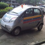 Mumbai Police to use Tata Nano as a patrol vehicle