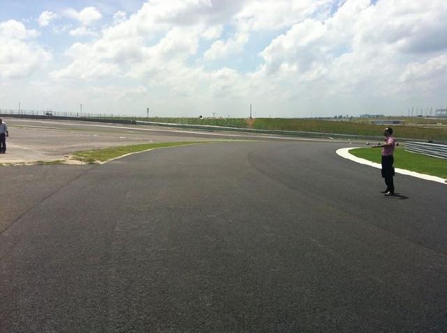 Buddh International Circuit, F1 India track (2)