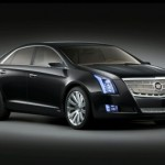 Cadillac XTS to be launched in 2013