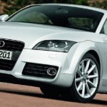 Deja Vu : Audi TT Coupe gets a 1.8 Litre engine