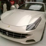 Ferrari FF launched