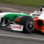 Force India aims to displace Renault from 5th position!