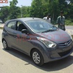 Hyundai Eon spy images, variants and details: Teaser site up!