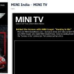 Mini gets its official FB page for India, before 2012 launch