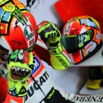 Rossi pays final tribute to Marco Simoncelli