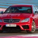 Black Returns! Merc C63 AMG Black revealed.