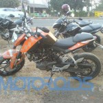 KTM 200 Duke specifications