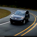 2012 Honda CR-V official video