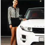 Nargis Fakhri introduces LR Evoque to Delhi: Images and details!