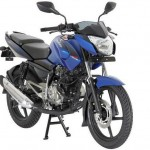 Bajaj Pulsar 135LS gets Speed Lines