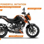 KTM 200 Duke to get power accessories: Site goes live