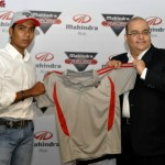 Mahindra Racing enters Italian Championship with Sarath Kumar as its rider