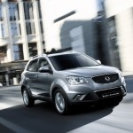 Mahindra to showcase Ssangyong products, NXR and electric Verito at 2012 Expo