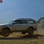 The Great Ford Endeavour Drive in Bangalore: report and images