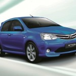 Etios series boosts Toyota's sales
