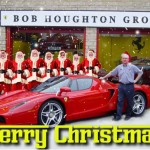 Christmas Greetings from Scuderia Ferrari