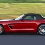 Mercedes-Benz will launch SLS AMG Roadster at the Expo !!