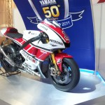 2012 Expo: No new launches by Yamaha, celebrates 50 years with motoGP