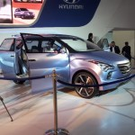 2012 Expo: Hyundai showcases HND-7 Concept, Velsoter, New Sonata and Elantra