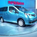 Auto Expo 2012: Nissan NV200 MPV or Evalia, GT-R, Leaf and Nismo Compact Sport shown