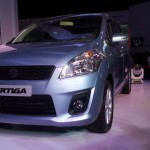 2012 Expo: Maruti Suzuki Unveils the Ertiga – images and details