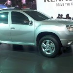 Renault Duster at 2012 Expo: Images and details