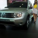 2012 Auto Expo: Renault launches the Pulse and introduces the Duster to India