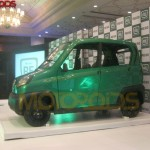 Bajaj Auto reveals its small car in Delhi: Calls it the RE60