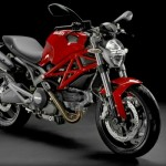 Ducati at 11th Auto Expo 2012