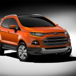 2012 Expo: Ford Ecosport compact SUV unveiled! Images, details and specs!