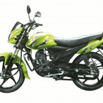 Auto Expo 2012: Suzuki two wheelers unveil Hayate Motorcycle and Swish scooter